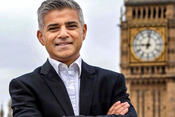 Sadiq Khan - Mayor of London