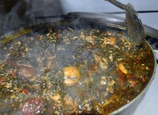 Afang Soup - Spice Baby