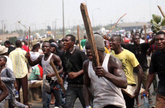 religious intolerance- woman beheaded in Kano