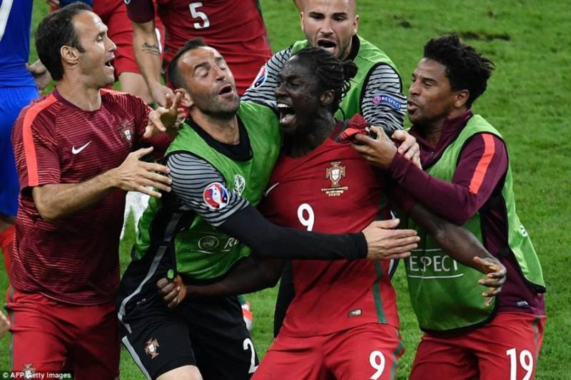 Daily Mail Eder Portugal EURO 2016