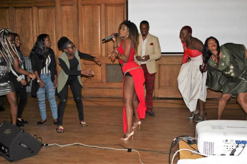 69 - The Movie - TY Moore the cast and crew jubilating 2