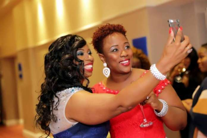 A Night of Glamour - Empower A Woman