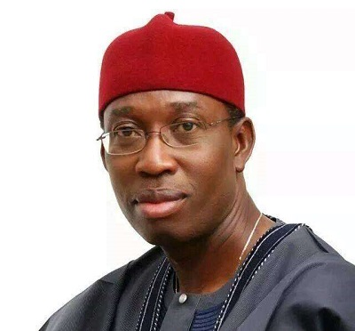 Ifeanyi Okowa - current governor of Delta State