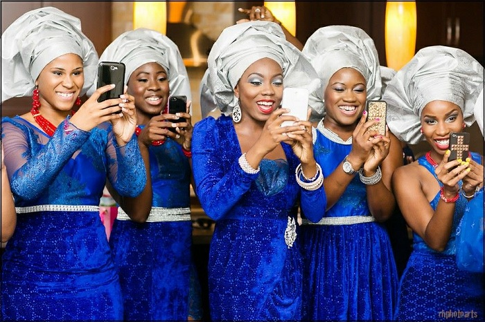 And you don't have to pay them a dime too!!! (5 kinds of people you will meet at a Lagos party)