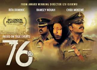76 the movie - poster