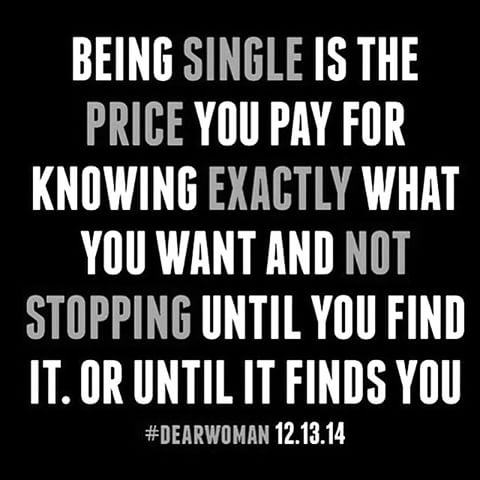 being-single (Injustice To The Nigerian Girl Child (1))