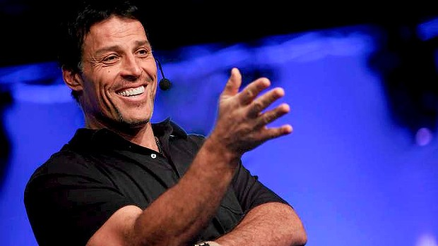 Tony Robbins (5 ways to figure out what you want to do with your life)