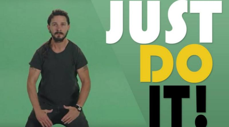just-do-it-shia-meme (6 SIMPLE LIFE CHANGING THINGS TO DO THIS NOVEMBER)