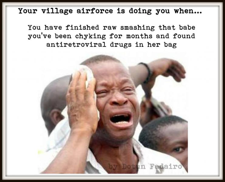 village-3 (5 signs that your village airforce is doing you)