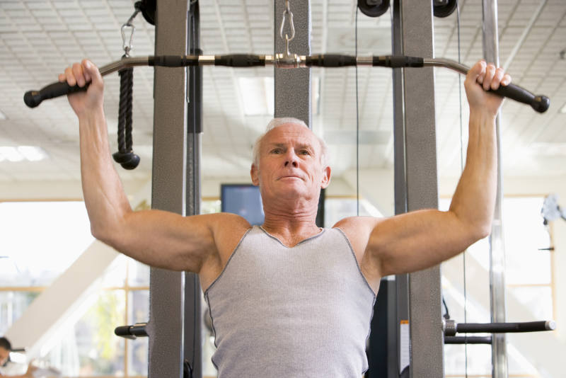 old-man-working-out (6 SIMPLE LIFE CHANGING THINGS TO DO THIS NOVEMBER)