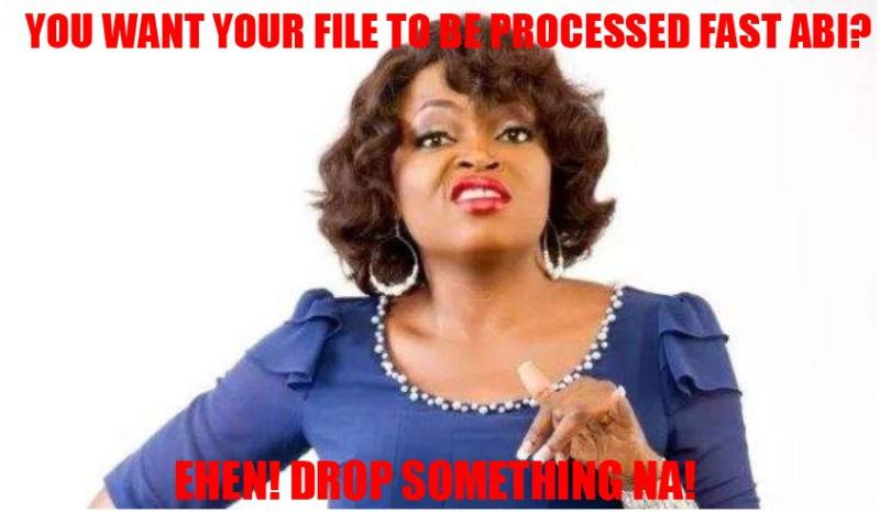 red-file (Nigerians and our poor work ethic)