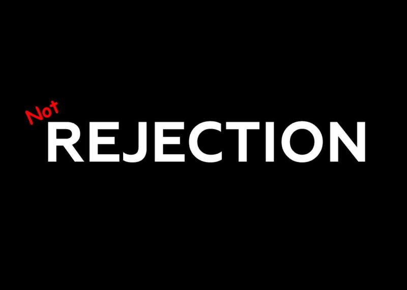 not-rejection (Not every No qualifies as Rejection)