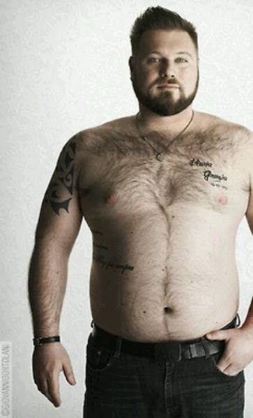 chubby-man (A few thoughts on Physical Attractiveness)