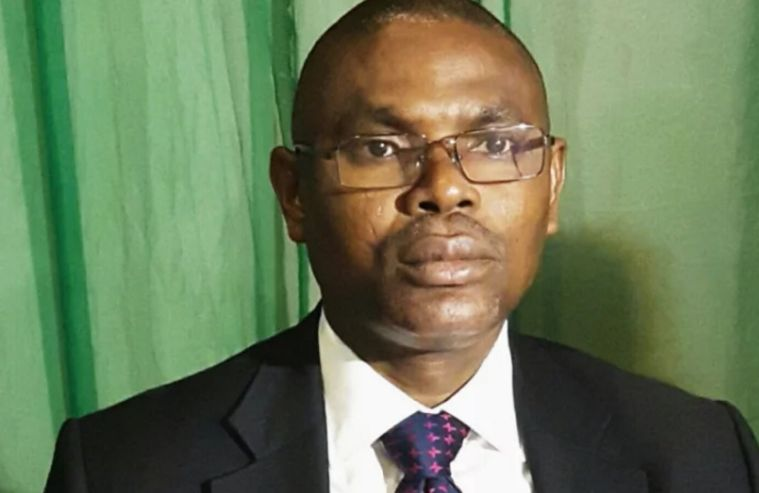 Jim Obazee who was fired as the executive secretary of FRCN by Buhari on Monday