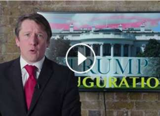 Jonathan Pie - Trump Inauguration