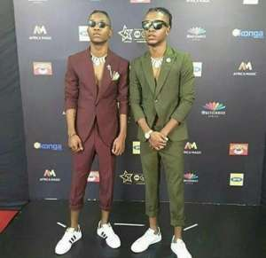 AMVCA-2017 - Brothers