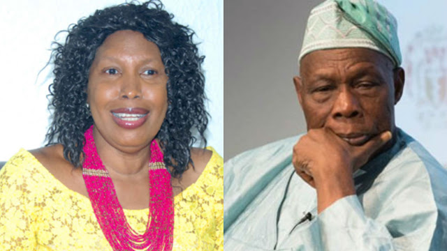 obasanjo and wife