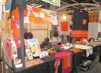 Africa at Spitalfields Market - Feature