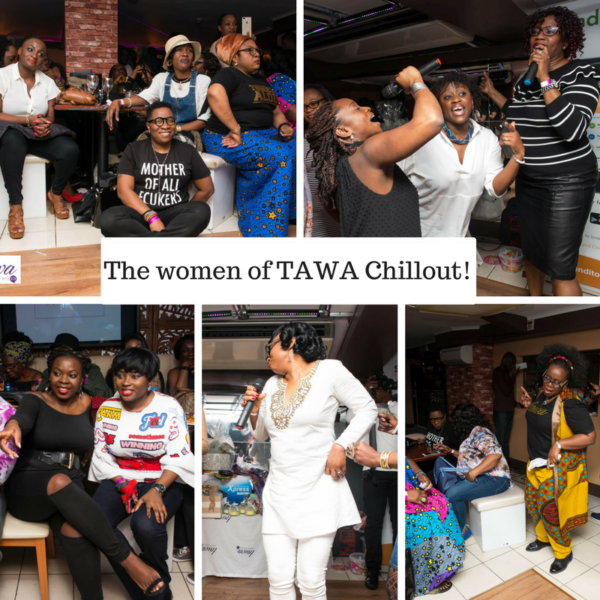 The women of TAWA Chillout