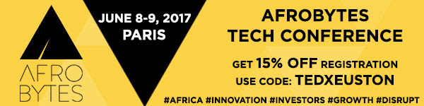 Afrobytes Tech Conference - TEDxEuston Discount