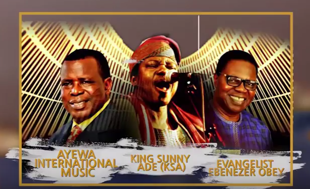 Ayewa International Music, King Sunny Ade, Ebenezer Obey