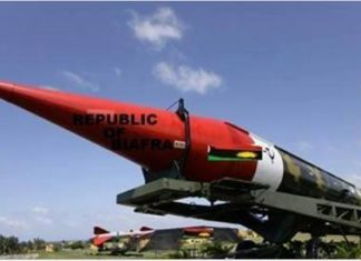 Biafra Nuclear Weapon