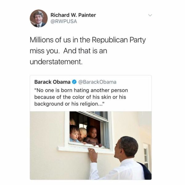 Republicans and Obama