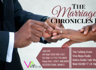 The Marriage Chronicles I on Viva Naija Radio