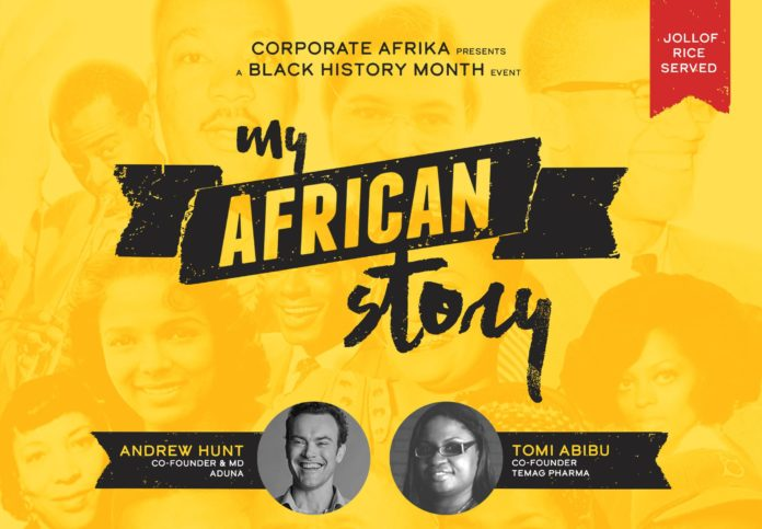 Corporate Afrika - Social Networking Event - Feature