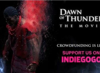 Dawn of Thunder Indiegogo