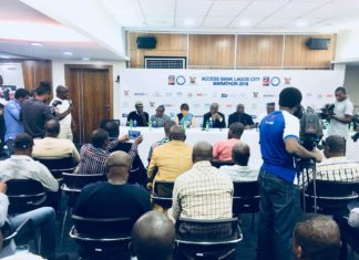 Keypoints of the 2018 Access Bank Lagos City Marathon Press Conference 1