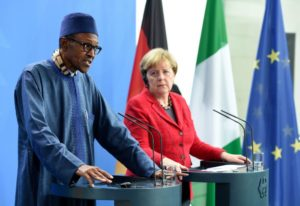 Buhari - Merkel - The Other Room