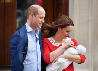 Royal-Baby (2) by PA Press