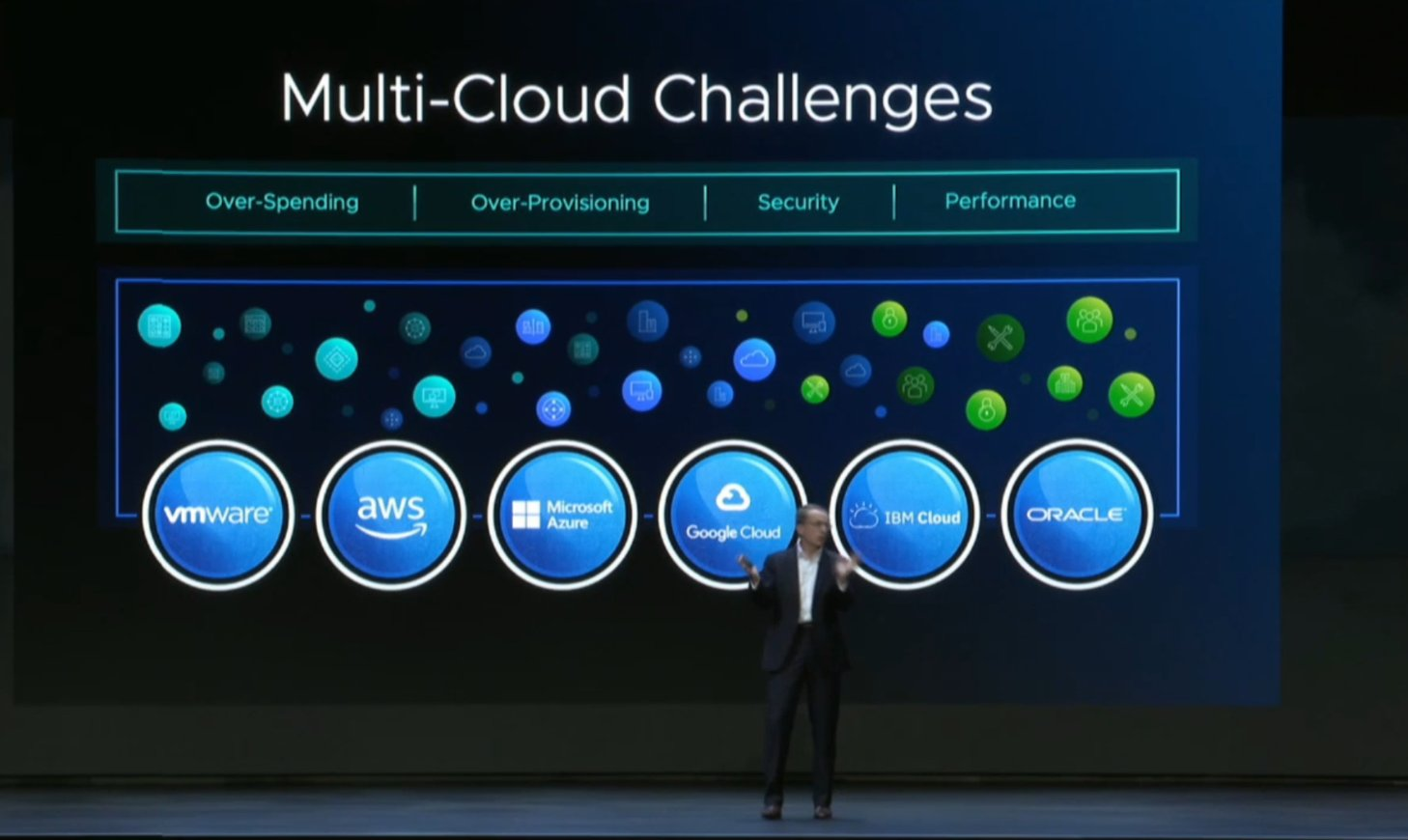 Coopetition and Making Cloud Better - Pat Gelsinger on VMware Partners