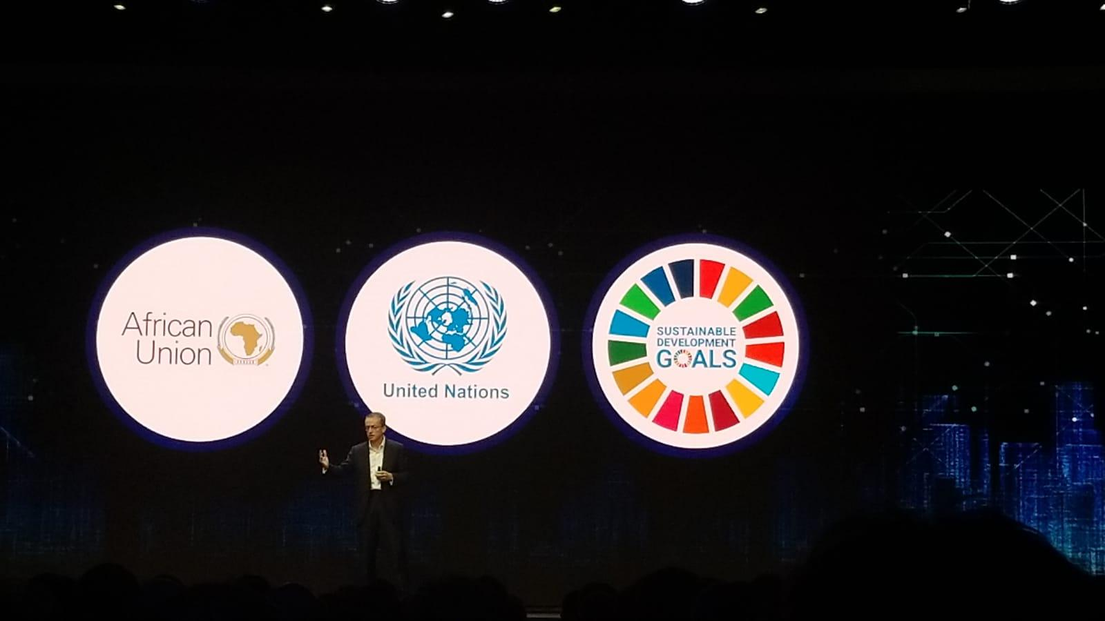 VMware collaboration with African Union and United Nations